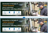 Introduction to the basics of Sagfety Standards Easy to understand Read before selecting safety equipment!