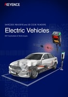 BARCODE READERS and 2D CODE READERS Electric Vehicles