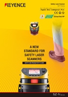 SZ-V Series Safety Laser Scanner Catalogue