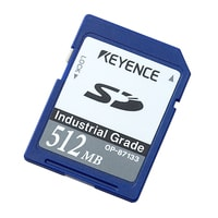 OP-87133 - SD Card 512 MB (Industrial Specification)